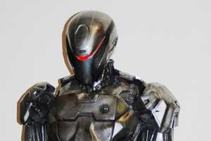 In the Latest RoboCop Movie, RoboCop Wears a 3D-Printed Suit