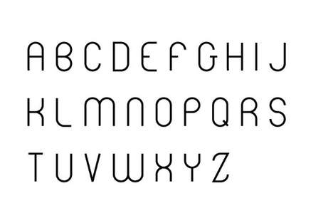 Globally Crowdsourced Fonts - Bic