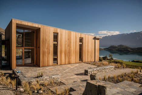 Luxurious Holistic Havens - The Aro Hā Wellness Retreat is Bespoke and Sustainable
