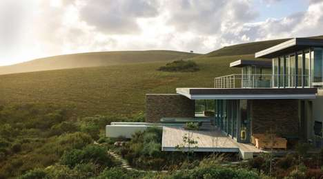 Spectacular African Retreats - The Cove 6 Residence Features Panoramic Views