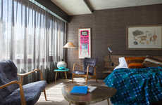 Sustainable Lifestyle Hotels - Hotel Hotel's Eclectic Interior Design is Stunning and Eccentric