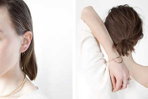 The Another Feather Pearl Collection Features Dainty Pieces