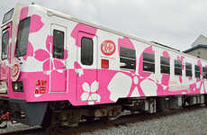 Chocolate Wafer Train Tickets - Tourism-Promoting KitKat Tickets Allow Passengers to Pay for Transit