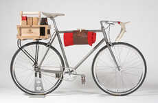 Antler Handlebar Bikes - The Lumbürr Bicycle Makes for the Perfect Summer Bike for Hipsters
