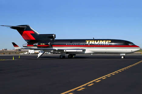 $100 Million Private Jets - Donald Trump