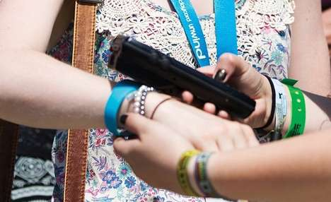 Wearable Wrist Payments - Barclaycard's Contactless Payment bPay Bands Will Reduce Cash Transactions