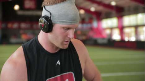 Intense Athletic Headphones - Livv's Wireless Sports Headphones are Designed for Rigorous Training