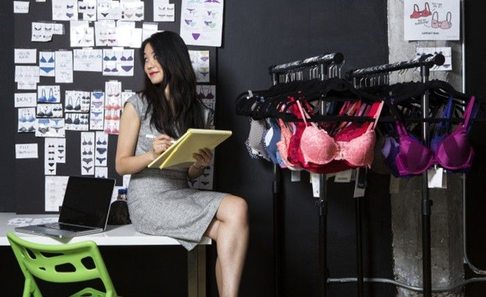 Big Data Lingerie Lines