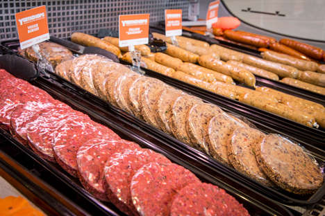 Vegetarian Butcher Shops - Toronto
