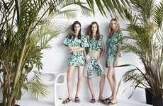 Leafy Green Lookbooks