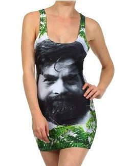 Hysterical Comedian Dresses - The Zach Fern Bodycon Dress Will Get a Laugh or Two