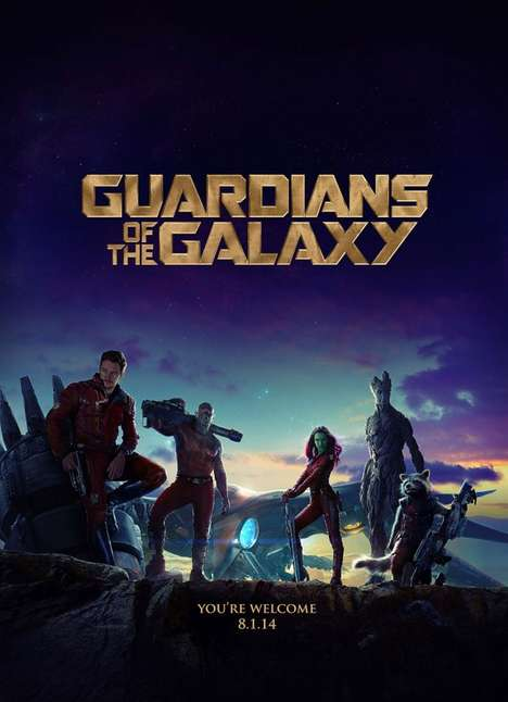 Galactic Sneak Peaks - A Guardians of the Galaxy Preview Will be Available at Disneyland Parks