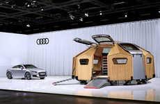 Car-Part Pavilions