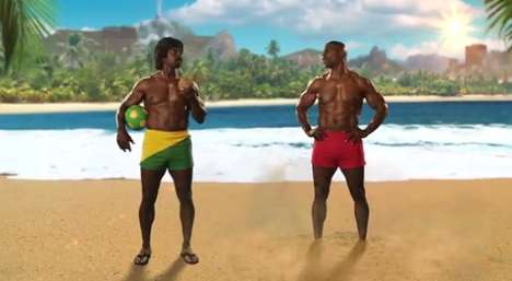 Insane Soccer Ads - The World Cup Old Spice Commercial is Crazier Than Its Classic Ones
