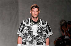 Urban Gladiator Runways - The KTZ  Spring/Summer 2015 Collection is Warrior-Themed