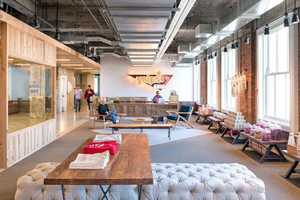 The Yelp! Headquarters in San Francisco Look Similar to a Loft