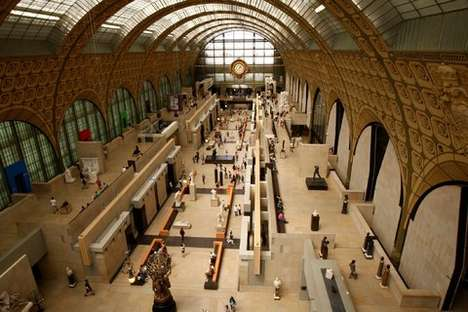 Kid-Friendly Parisian Excursions - The Cultural Excursions Program is Creative and Distinct