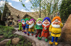Mini Miner Thrillrides - Disney's Seven Dwarfs Mine Train Celebrates Snow White's Beloved Pals
