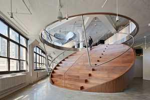 WORKac Designs Wieden+Kennedy in New York