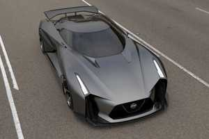 Playstation Gamers Can Test Drive the Nissan Vision Gran Turismo