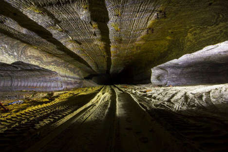 Salt Mine Photography - Mikhail Mishainik Photographs the Beauty of Salt Mines