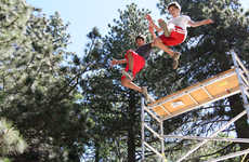 Daredevlish Stunt Camps - Hollywood Stunt Camp Helps Kids Learn to Punch and Fall Like a Stuntsman