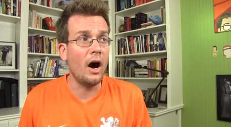 Sarcoma-Supporting Soccer Initiatives - John Green is Rooting For World Cup Teams Based on Donations