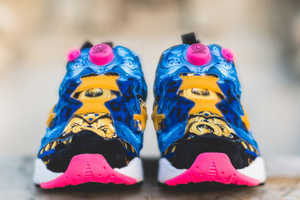The Concepts x Reebok Insta Pump Fury Sneakers are Royalty-Worthy