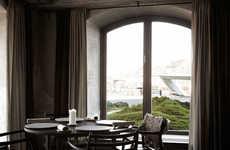 Rugged Danish Landscapes - The Noma Restaurant Features a Miniature Nordic Landscape