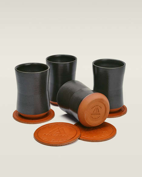 Japanese-Inspired Beer Sets - The Mazama Beer Set Collection is Bound to Get You Compliments
