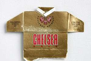 Fits Leo Maurice's World Cup Kits Are Made from Cigarette Packs