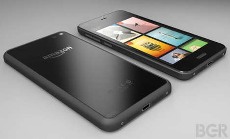 Online Retailer Smartphones - The Amazon Smartphone is Said to Be 3D and Announced Today