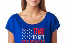 Patriotic Drinking Tees