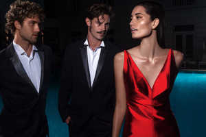 The Osklen Spring/Summer 2014 Collection Portrays Rio's Personality