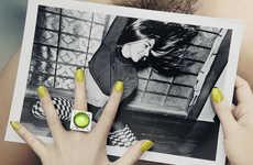 Luxury Mood Rings - The Radar Mood Rings by Maayan Zilberman are Nostalgic Tokens