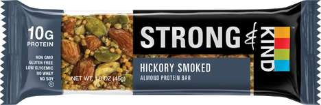 Savory Snack Bars (UPDATE) - STRONG & KIND Protein Bars Are Delightfully Savory Snacks