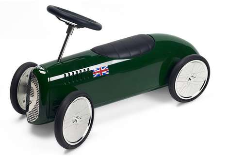 Bespoke Youth Racers - Bentley Released a Version of its Iconic Bentley Blower for Kids