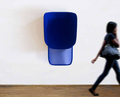 Privacy-Promoting Furniture - The Hut Privacy Gives People Moments to Themselves