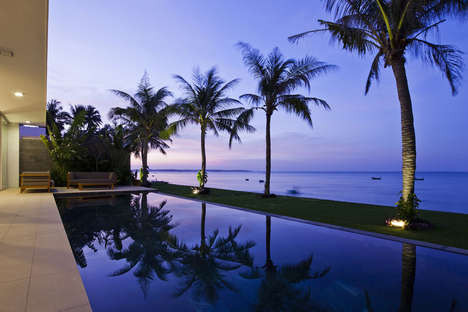 Tranquil Oceanic Retreats - The Oceanique Villas Provide Privacy and Relaxation