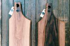 Rustic BBQ Cutting Boards