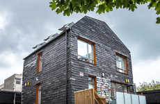 Recycled Waste Homes - The Waste House is Entirely Made Out of Rubbish