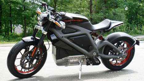 Electric Crowdsourced Motorcycles - Harley-Davidson