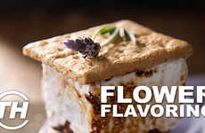 Flower Flavoring - Trend Hunter's Courtney Scharf Talks About Botanical Flavors to Enhance Food