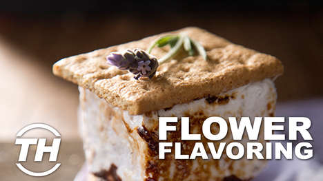 Flower Flavoring - Trend Hunter