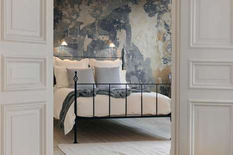 Contemporary Textured Wallpaper - Rebel Walls is Inspired by Nature and Industrial Surroundings