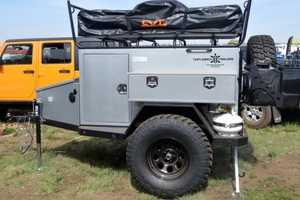 The Turtleback Trailer is Designed to Keep You Safely Equipped Outdoors