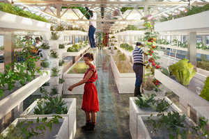 This Urban Farmers Modular System Helps Anyone Create Their Own Operation