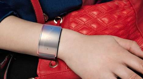 Stylish Security Bracelets - The 'Safelet' Sends Out Alerts When its Wearer Feels Threatened