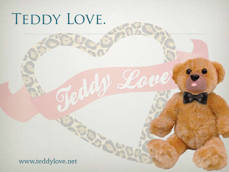 Teddy Bear Vibrators - Teddy Love is an Unexpectedly Nostalgic Adult Toy