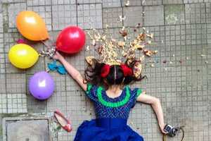 Sandro Giordoan Captures Hilarious Photos of People Falling